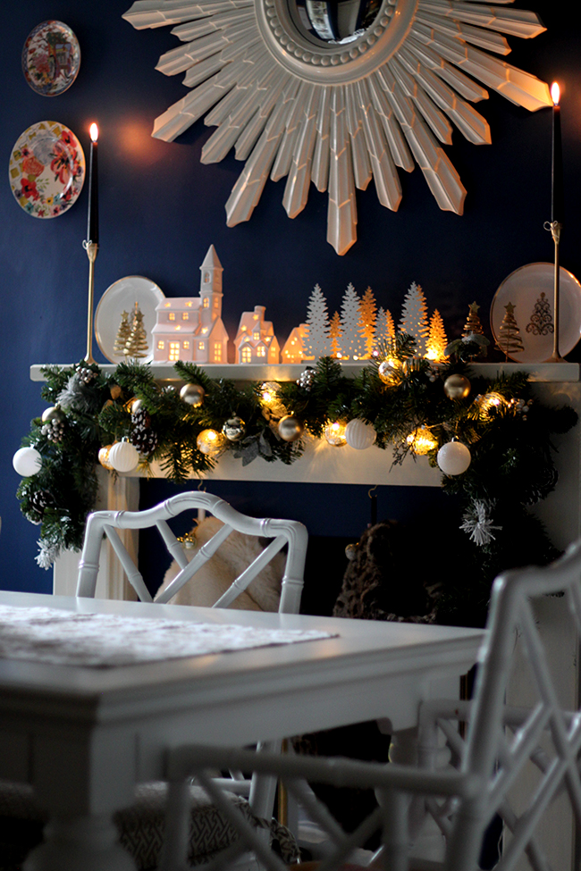 Swoon Worthy - Christmas Dining Room - see more at www.swoonworthy.co.uk