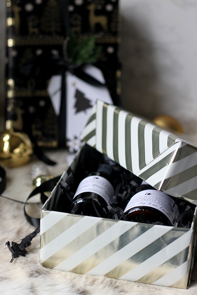 Christmas wrapping - Swoon Worthy