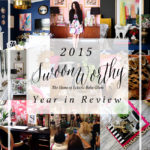 The 2015 Swoon Worthy Year in Review