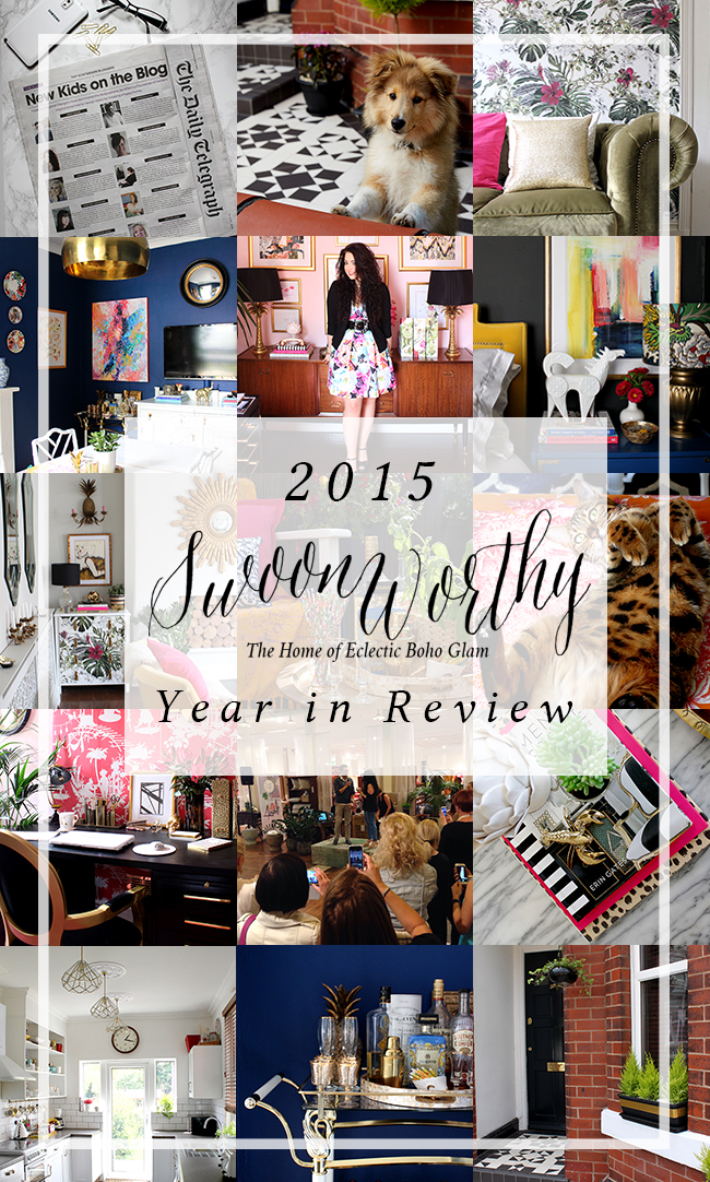 Swoon Worthy Year in Review 2015