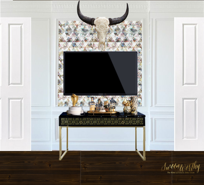 Swoon Worthy Dining Room Design wall 3