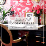 My Favourites on Instagram: #ColorShare Jan 2016