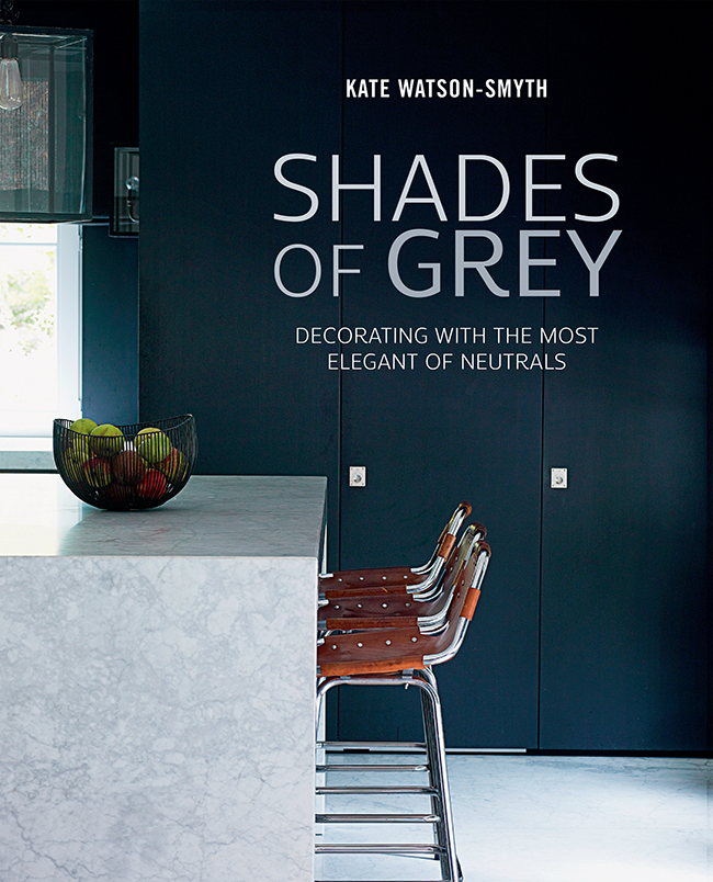 Shades of Grey by Kate Watson-Smyth, published by Ryland Peters & Small, all photography © Ryland Peters & Small