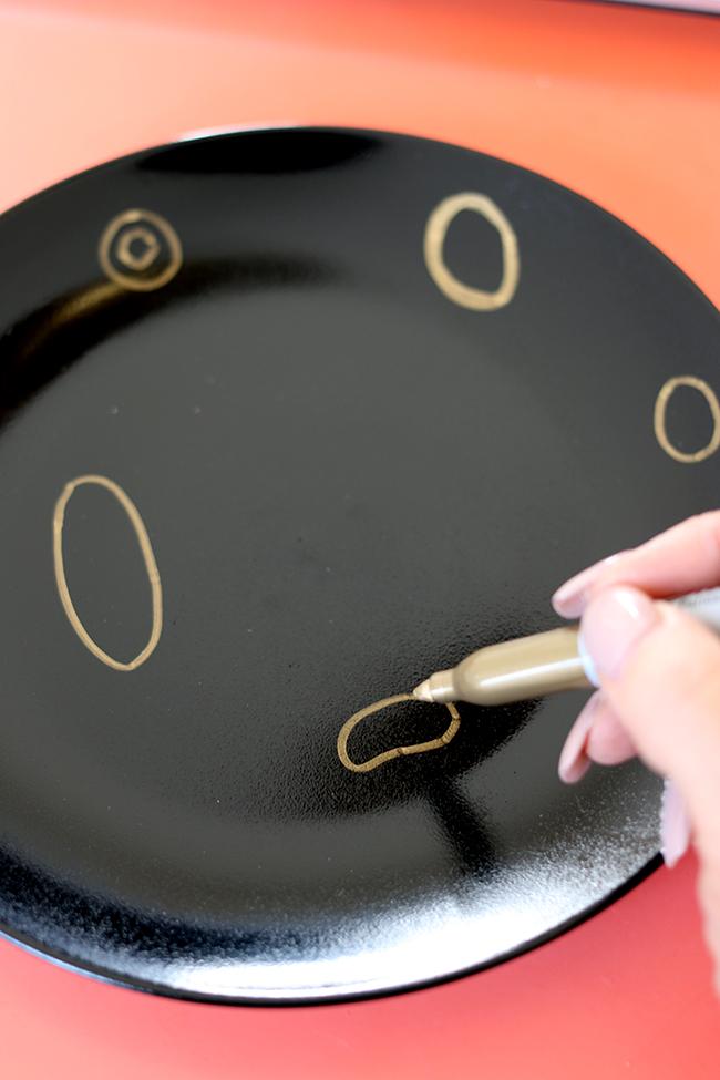 DIY Malachite Coasters
