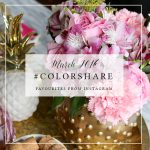 My Favourites on Instagram: #Colorshare Mar 2016