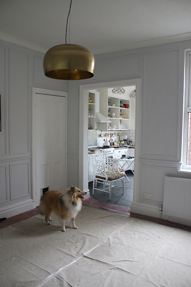 Uitzonderlijk Dining Room Remodel: Is Farrow & Ball Worth the Money? - Swoon Worthy #CZ21