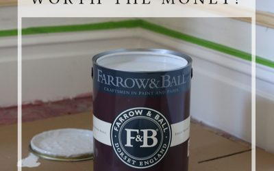 Dining Room Remodel: Is Farrow & Ball Worth the Money?
