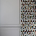 Dining Room Remodel: Putting Up Eades Bespoke Wallpaper