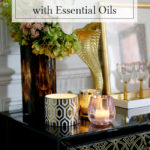 VIDEO: How to Make Soy Wax Candles with Essential Oils