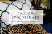 Colorshare Instagram May 2016