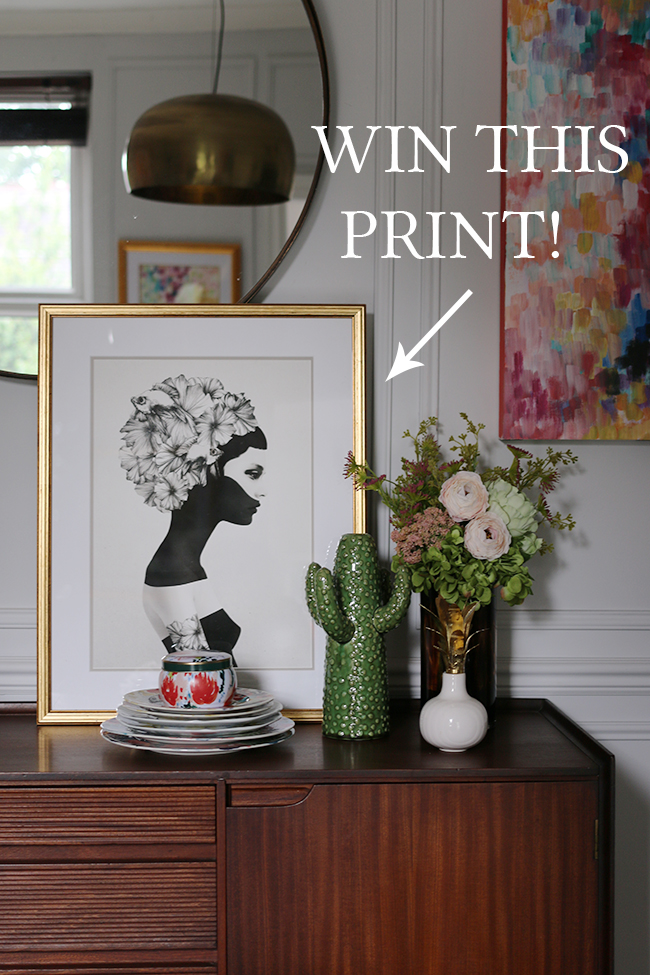 Ruben Ireland Print Giveaway on Swoon Worthy