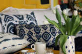 Sainsburys Moroccan Blue Collection by www.swoonworthy.co.uk
