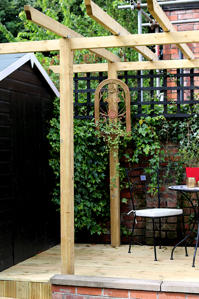Back Garden Patio Makeover Plans and Progress