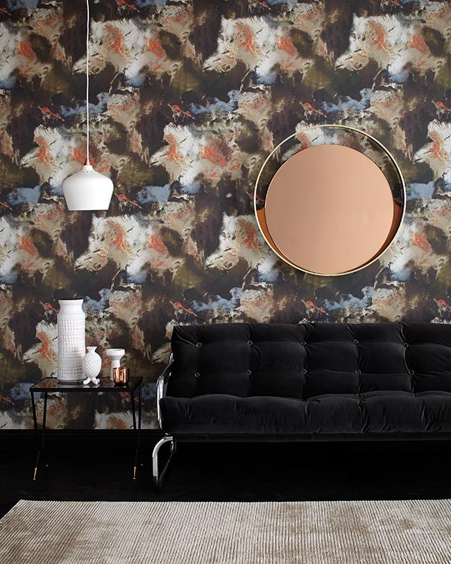 17 Patterns_ Cloudbusting Wallpaper_Peach