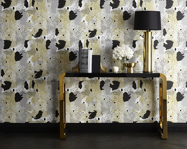 17 Patterns_ Love Leopard Wallpaper_Caramel_7