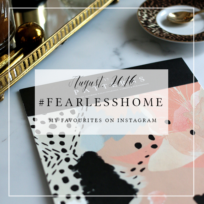 Fearless Home August 2016