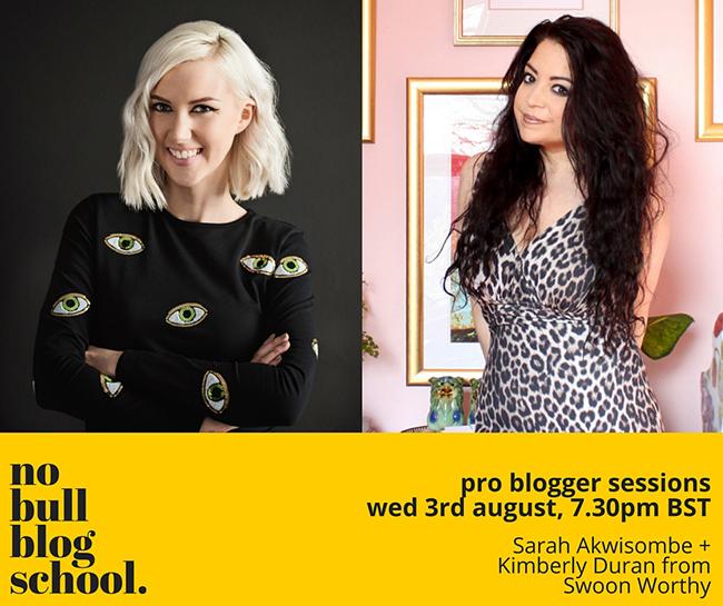 Swoon worthy webinar post promo