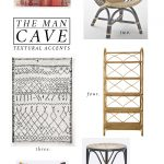 Boho Man Cave Design Revealed