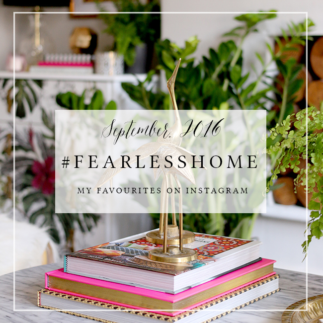 Fearless Home September 2016