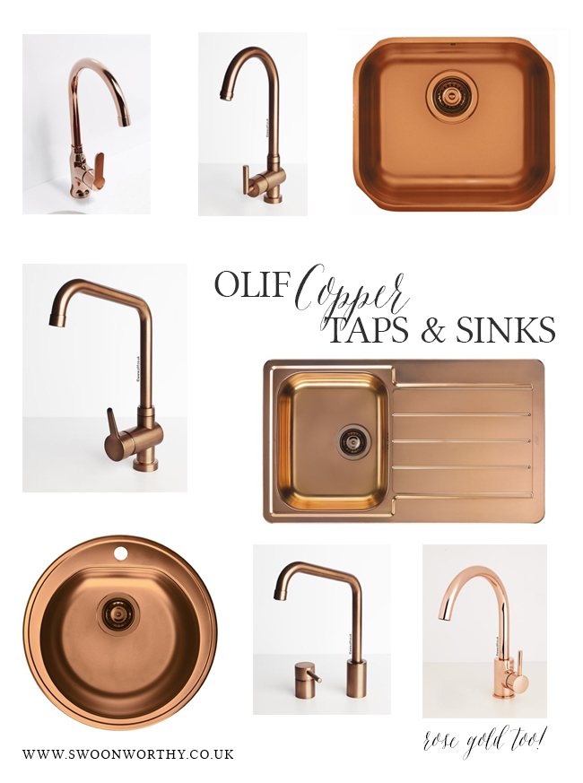 In the market to update your kitchen taps and looking for something a little bit different? Check out the best source for copper taps in the UK!