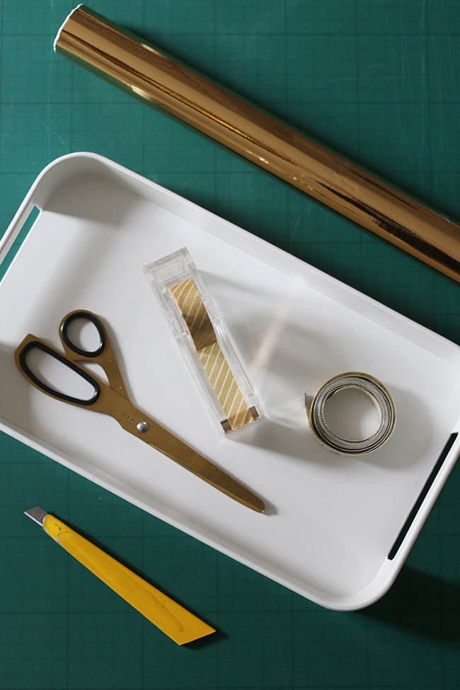 diy-graphic-gold-pattern-tray-materials