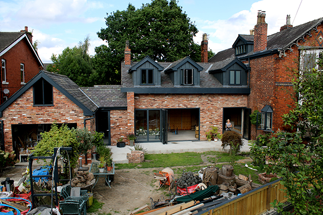 sian astley morgeous home extension