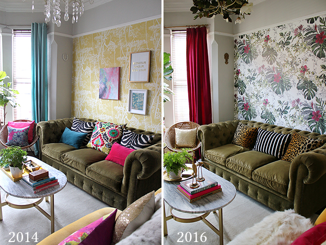Living Room Colour Uk bedroom refresh: calming the colour! - swoon worthy