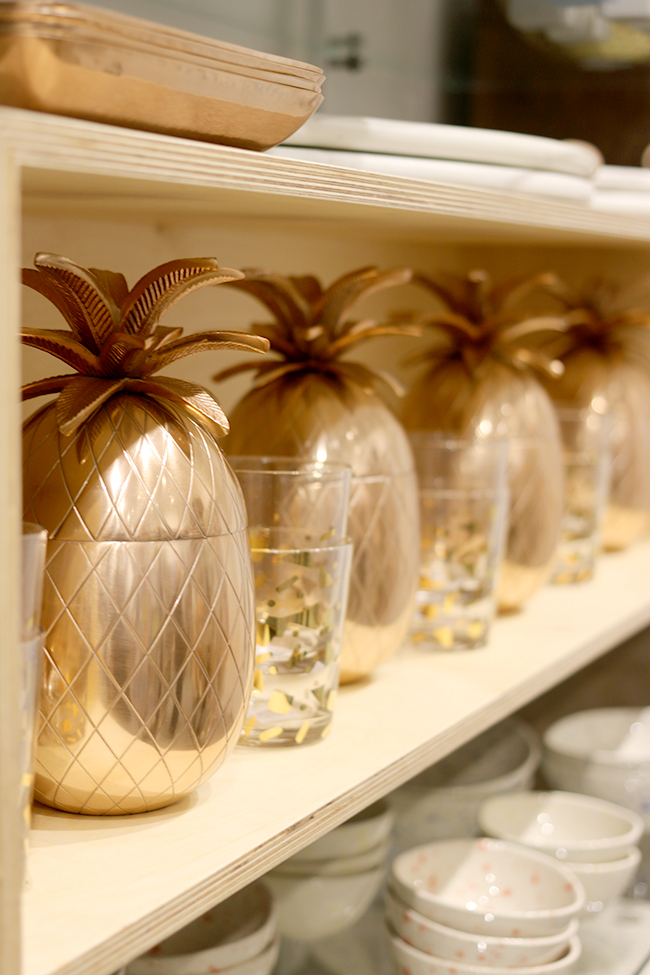 I don't care how trendy pineapples are. I want them all.