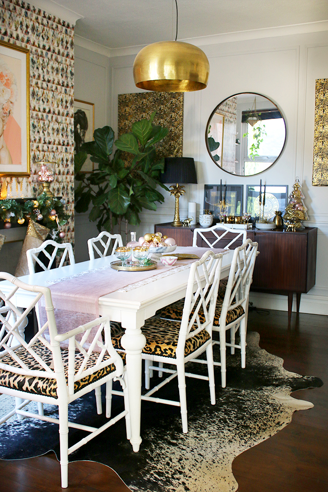 swoon-worthy-christmas-dining-room-blush-pink-gold-black-17