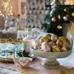 UK Home Blog Hop: My Christmas Dining Room