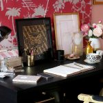 How I Got My Office Back! Gold Shelving Unit and Updates…