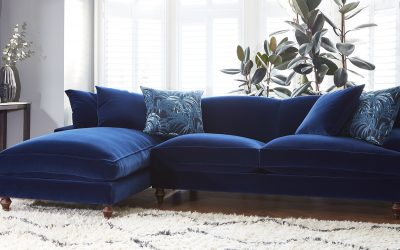Why You Should Probably Buy a Velvet Sofa in 2017