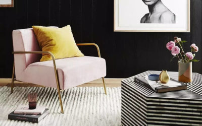 Blush Crush: My Favourite Blush Pink Chairs