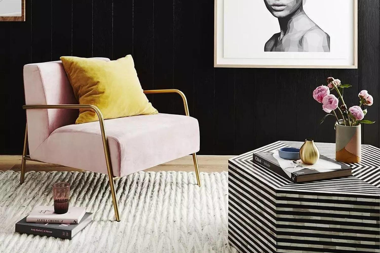 Blush Crush My Favourite Blush Pink Chairs Swoon Worthy