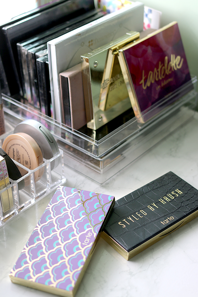 How to organise and store your makeup collection neatly