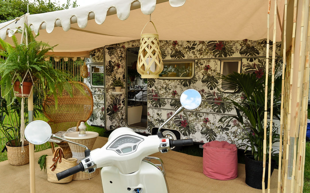 A Boho Glam Caravan You're Going to Love