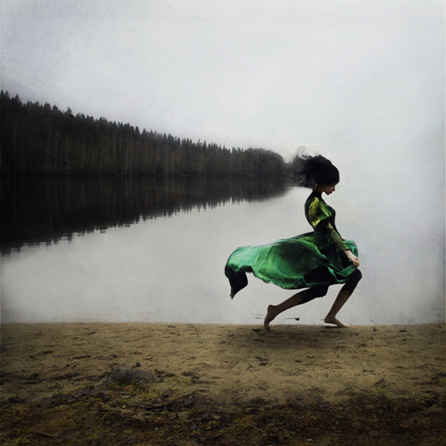 Kylli Sparre Running with the Fairies-