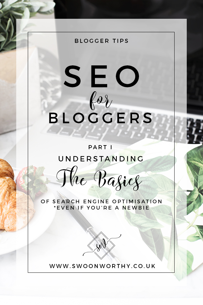 SEO for bloggers part one the basics