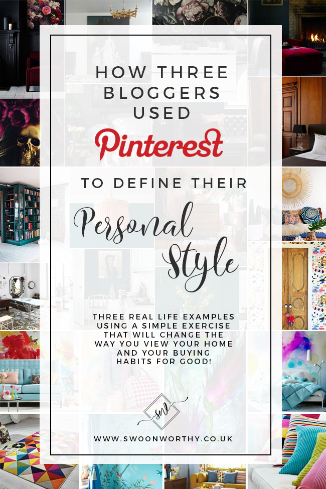 How to Use Pinterest to Define Your Style Case Studies