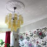 My Stunning Murano Glass Chandelier from Sogni Di Cristallo