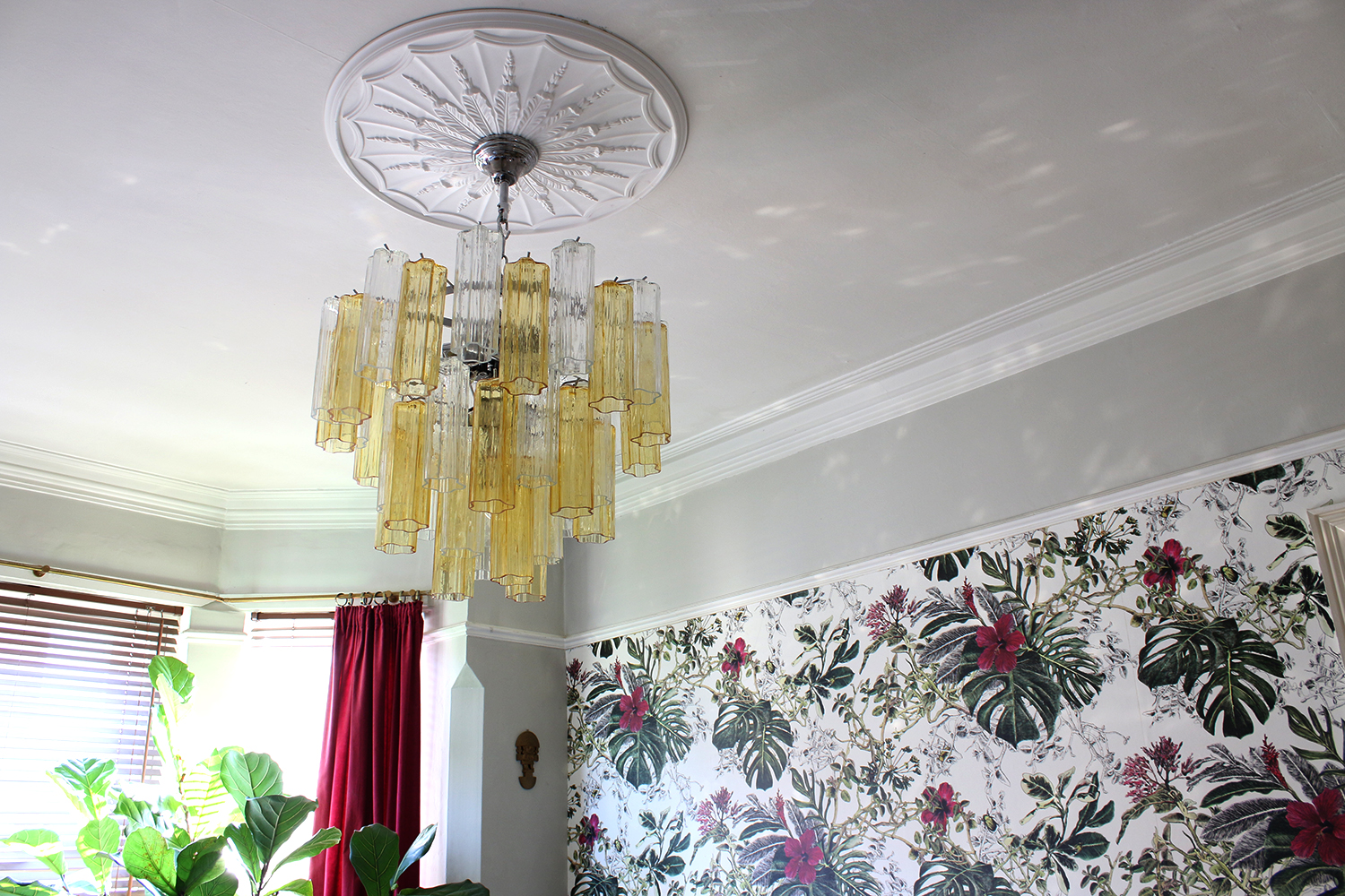 my stunning murano glass chandelier from sogni di cristallo swoon worthy. Black Bedroom Furniture Sets. Home Design Ideas