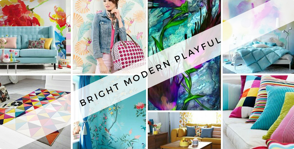 Marias style Bright Modern Playful