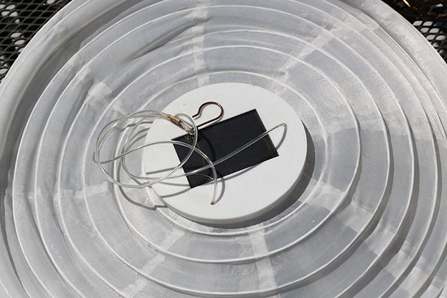 DIY Boho Inspired Bamboo Solar Light Step 1