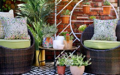 My Summer-Ready Garden Reveal #UKHomeBlogHop
