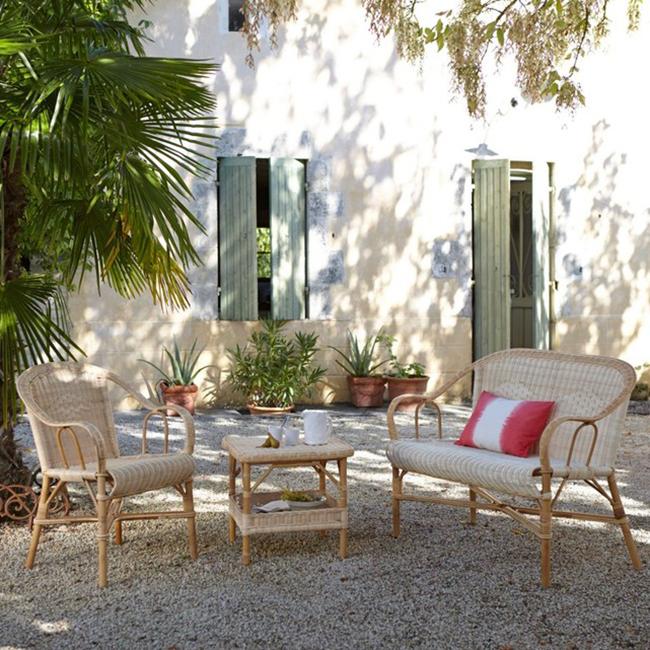 la redoute boho style garden set