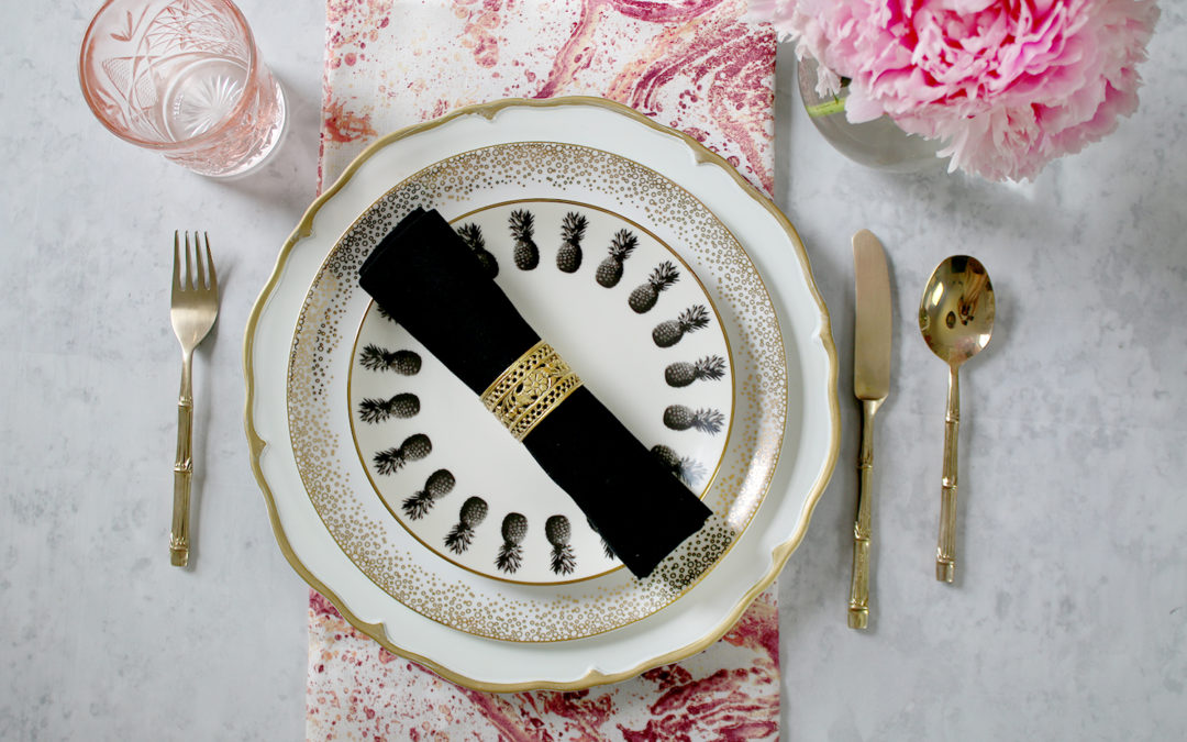 How to Mix and Match Your Table Settings