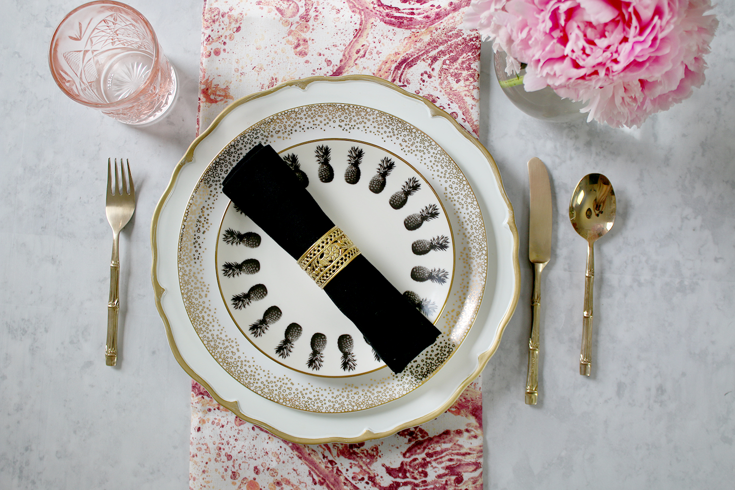 How To Mix And Match Your Table Settings Swoon Worthy