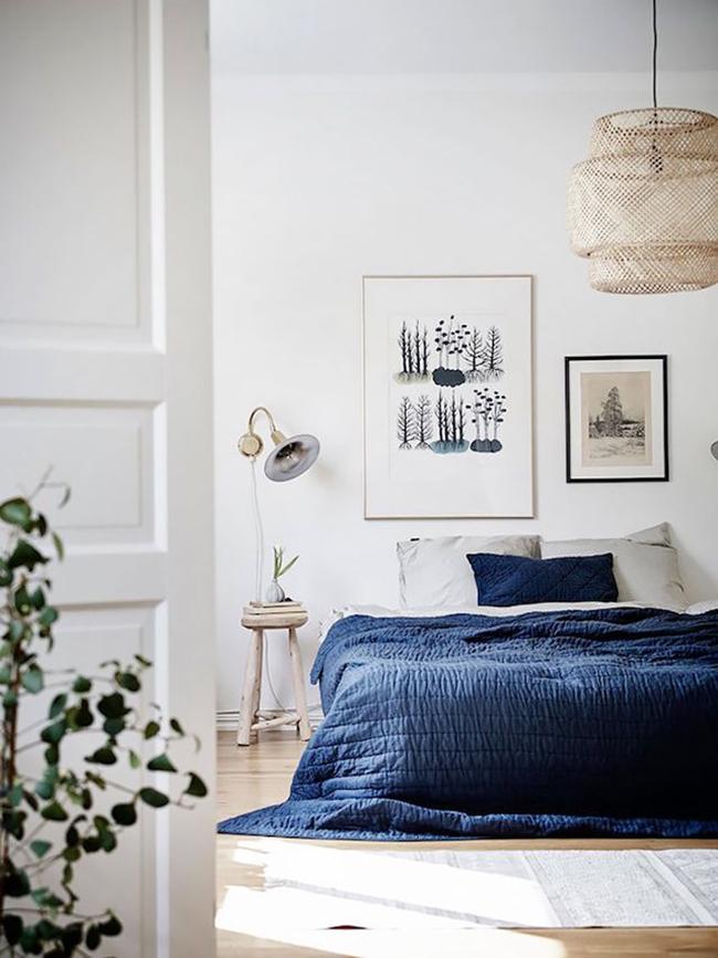 Sinnerlig Pendant in Luxe Bedroom