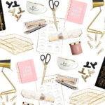 20 Gorgeous Glam Office Supplies
