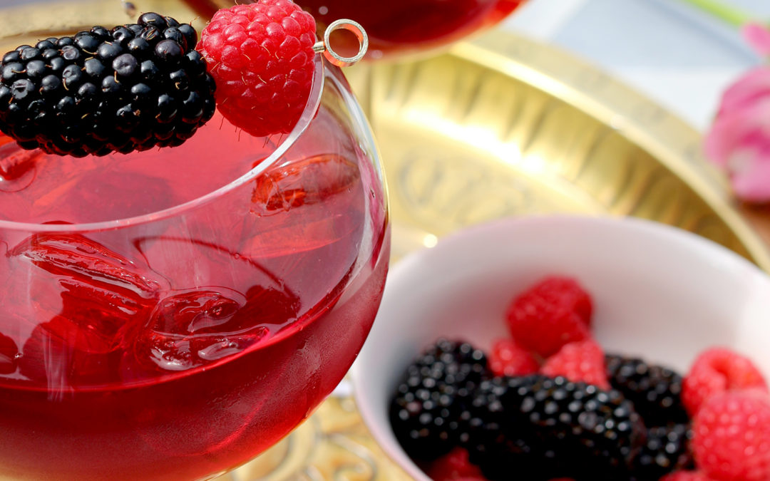 3 Gorgeous Summer Iced Tea Cocktails